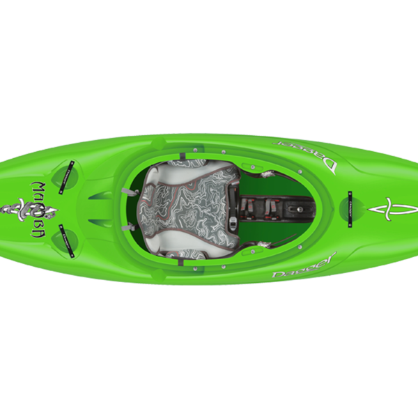 Dagger Rental Dagger Mamba Kayak Package