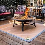 Fireside Outdoors Fireside Outdoors Ground Ember Mat
