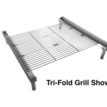 Fireside Outdoors Fireside Outdoors Pop-Up Pit Grill Grate