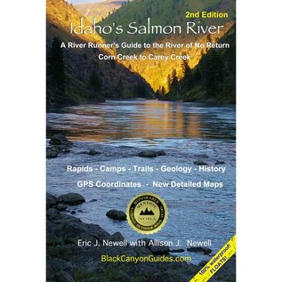 Black Canyon Guides Idaho's Salmon River Guide Book 2nd Ed.