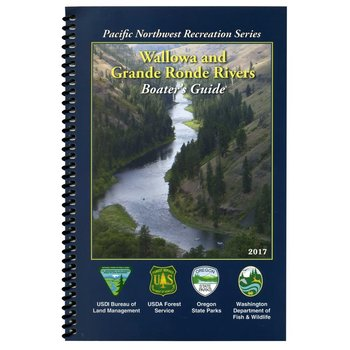 BLM Wallowa & Grande Ronde Rivers Boater's Guide Book