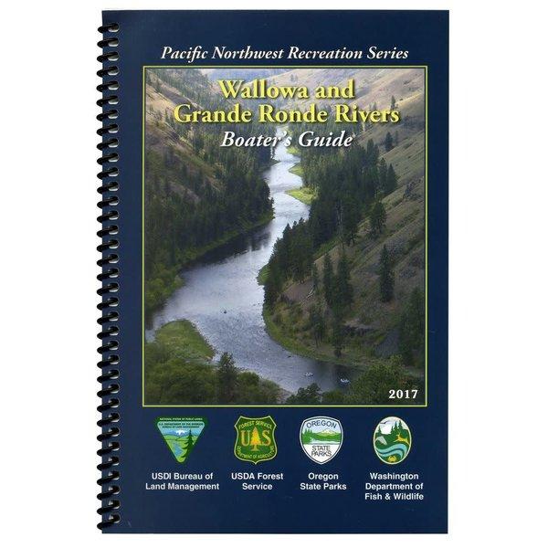 BLM Wallowa & Grande Ronde Rivers Boater's Guide Book
