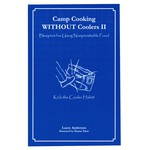 Lacey Anderson Camp Cooking WITHOUT Coolers II Book