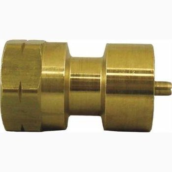 Partner Steel Co Partner Steel Brass Adaptor (for use with 1lb propane)