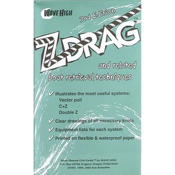 Wave High Z-Drag Rescue Crib Sheet