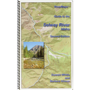 Rivermaps RiverMaps Selway River Guide Book
