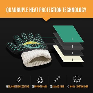 Fireside Outdoors Thermal Protection Gloves