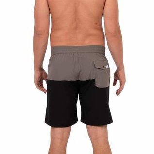 Level Six Level Six Men's Slanted Boardshorts
