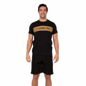 Level Six Level Six Large Men's Surface Logo T- Shirt
