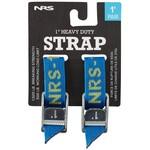 "NRS NRS 1"" HD Tie-Down Straps Blue"