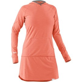 NRS NRS Women's H2Core Silkweight Hoodie Dress