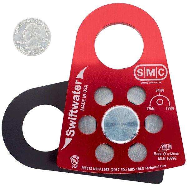 """SMC SMC 2"""" Swiftwater Pulley"""