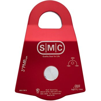 "SMC SMC 3"" NFPA Single PMP Pulley"