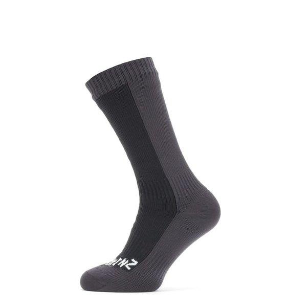 SealSkinz Waterproof Cold Weather Mid Length Sock
