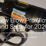 Blow-Pro Blow-Pro Raft Blower Pump and Suck