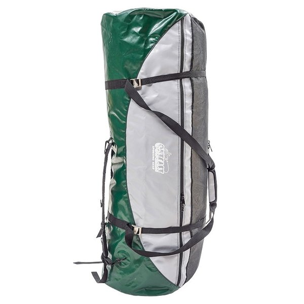 AIRE AIRE Frameless Boat Bag - Green/Gray