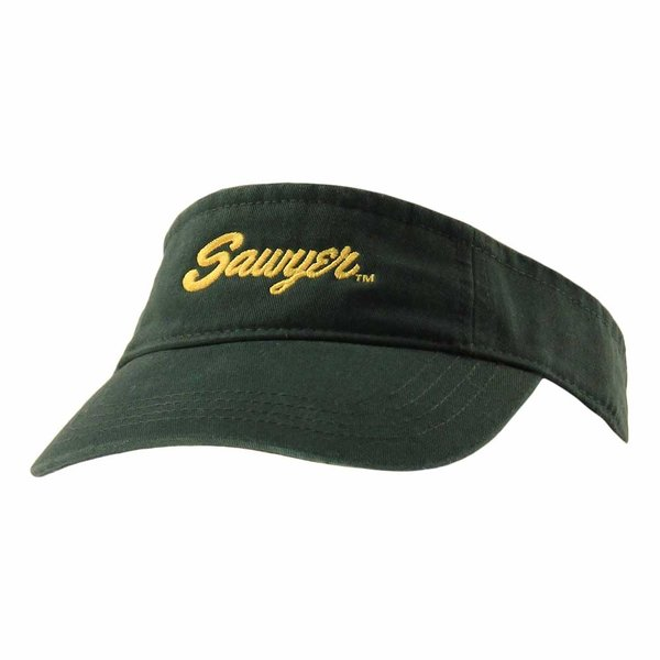Sawyer Paddle & Oars Sawyer Logo Visor
