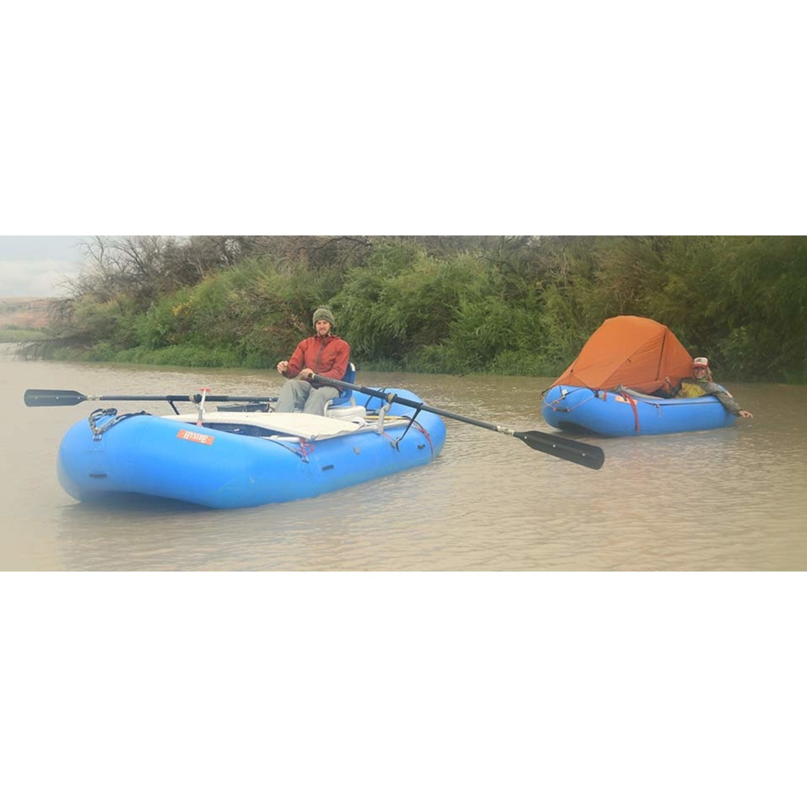 Hyside Inflatables Hyside Outfitter 14.0