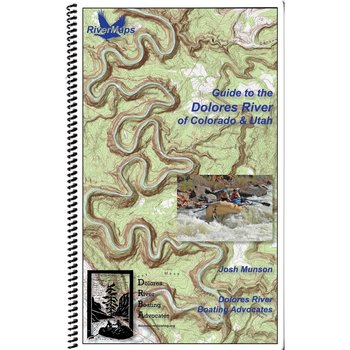 Rivermaps RiverMaps Dolores River of Colorado & Utah