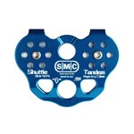 SMC SMC Shuttle Tandem Rope Pulley