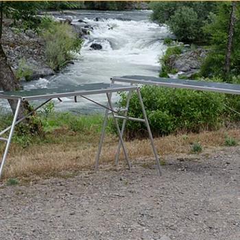 SDG River Gear SDG Nesting Camp Tables - Pair