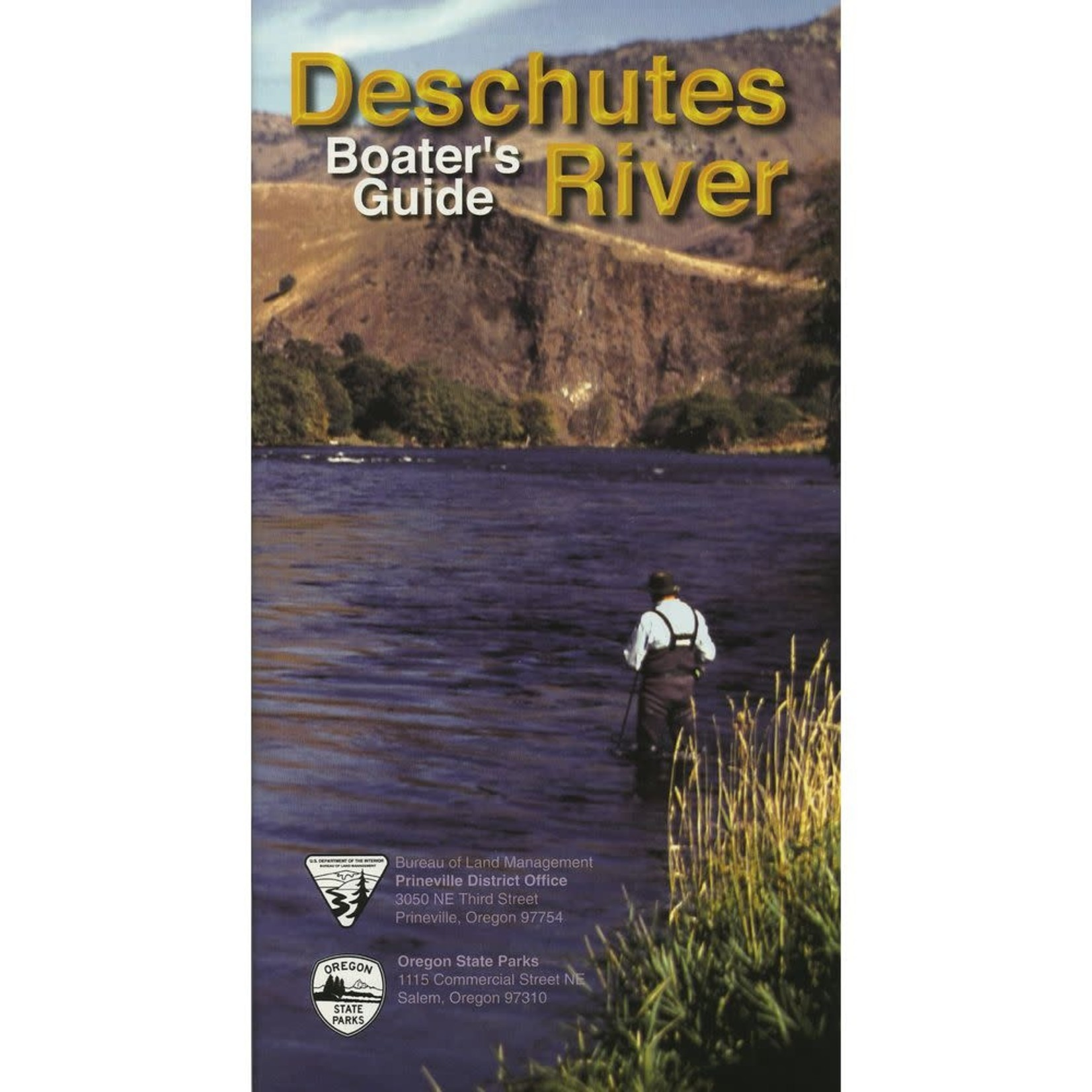BLM Deschutes River-Boaters Guide