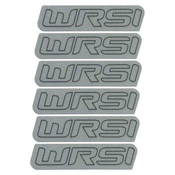 WRSI WRSI Reflective Sticker Set