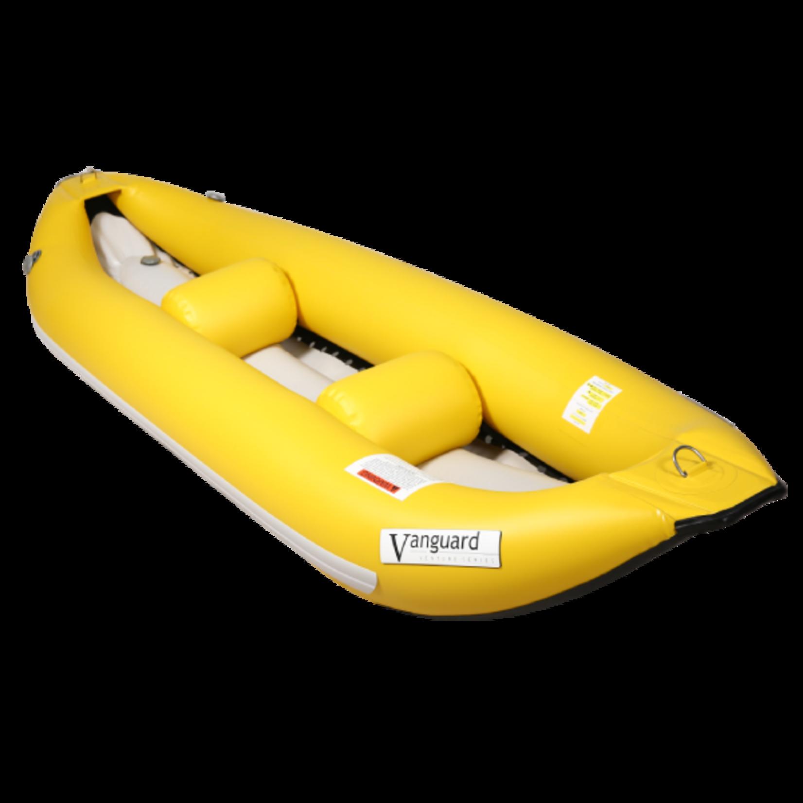 Vanguard Inflatables Vanguard 2-Person Self Bailing Kayak