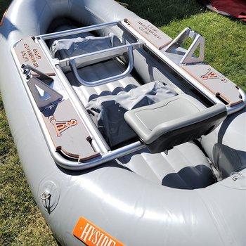 River Rat Equipment Willie River Rat Raft Mini Max Frame