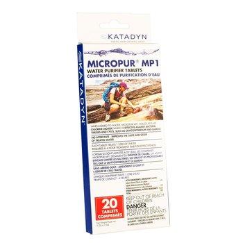 Katadyn Katadyn Micropur MP1 Water Purifier Tablets