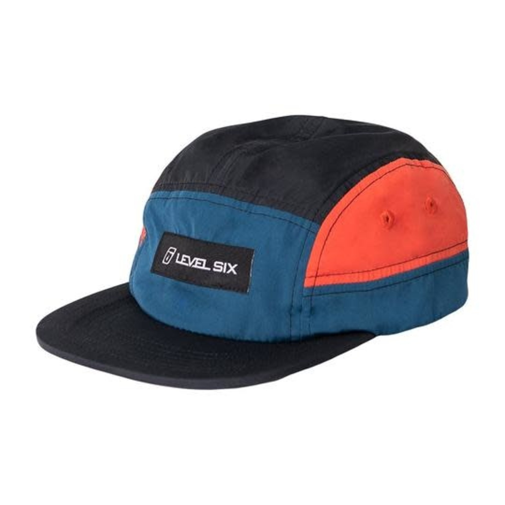 Level Six Level Six Poly Five Polyester 5 Panel Hat