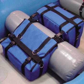 Whitewater Designs Whitewater Designs Thwart Saddle Bag