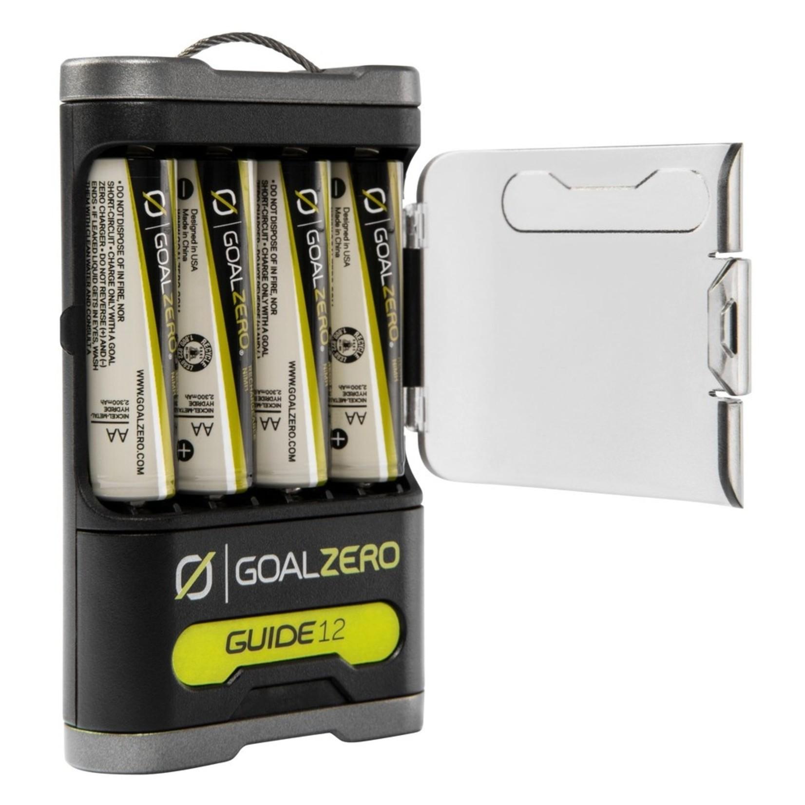 GOALZERO GOAL ZERO Guide 12 + Nomad 5 Kit