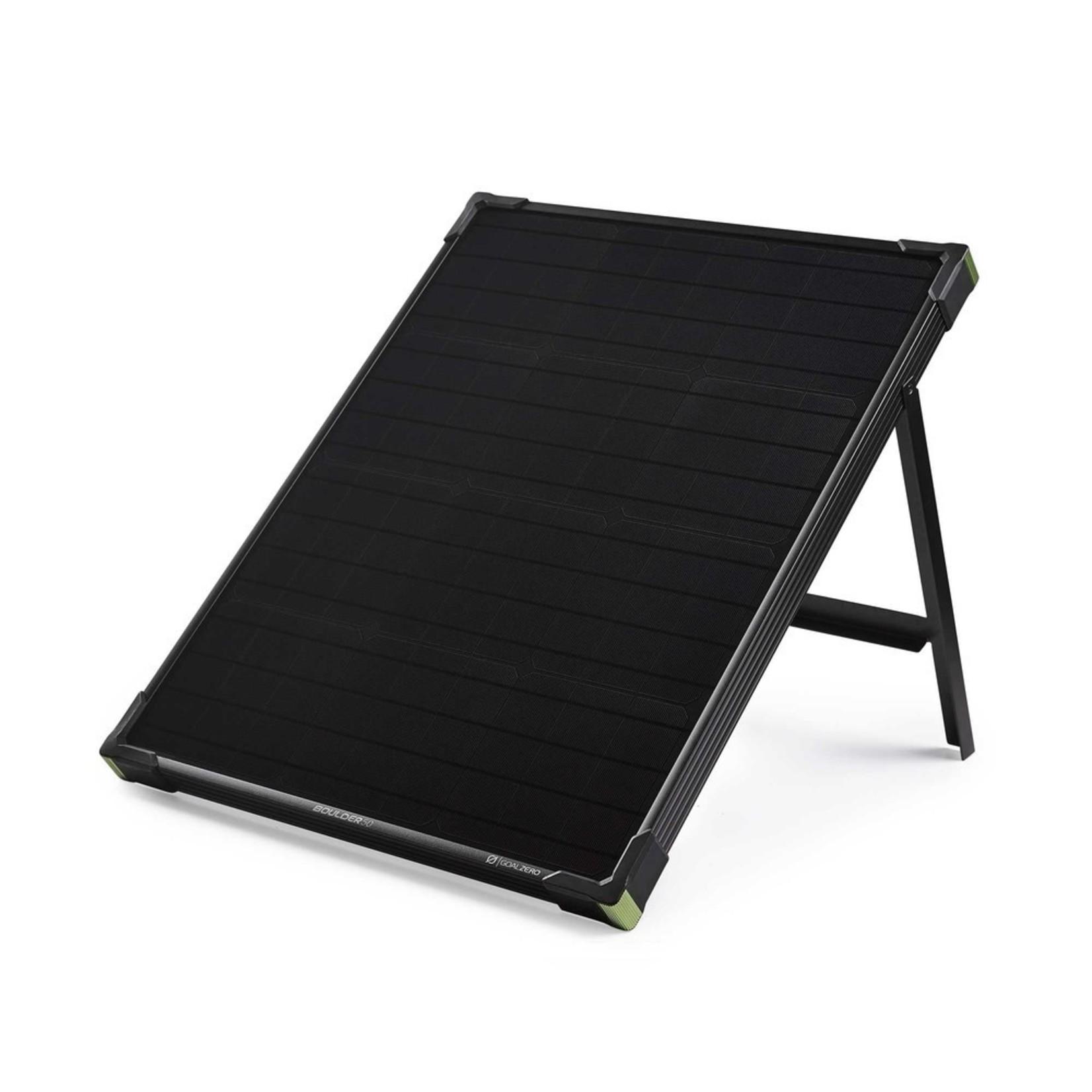 GOALZERO GOAL ZERO Yeti 500X Portable Power Station + Boulder 50 Solar Kit