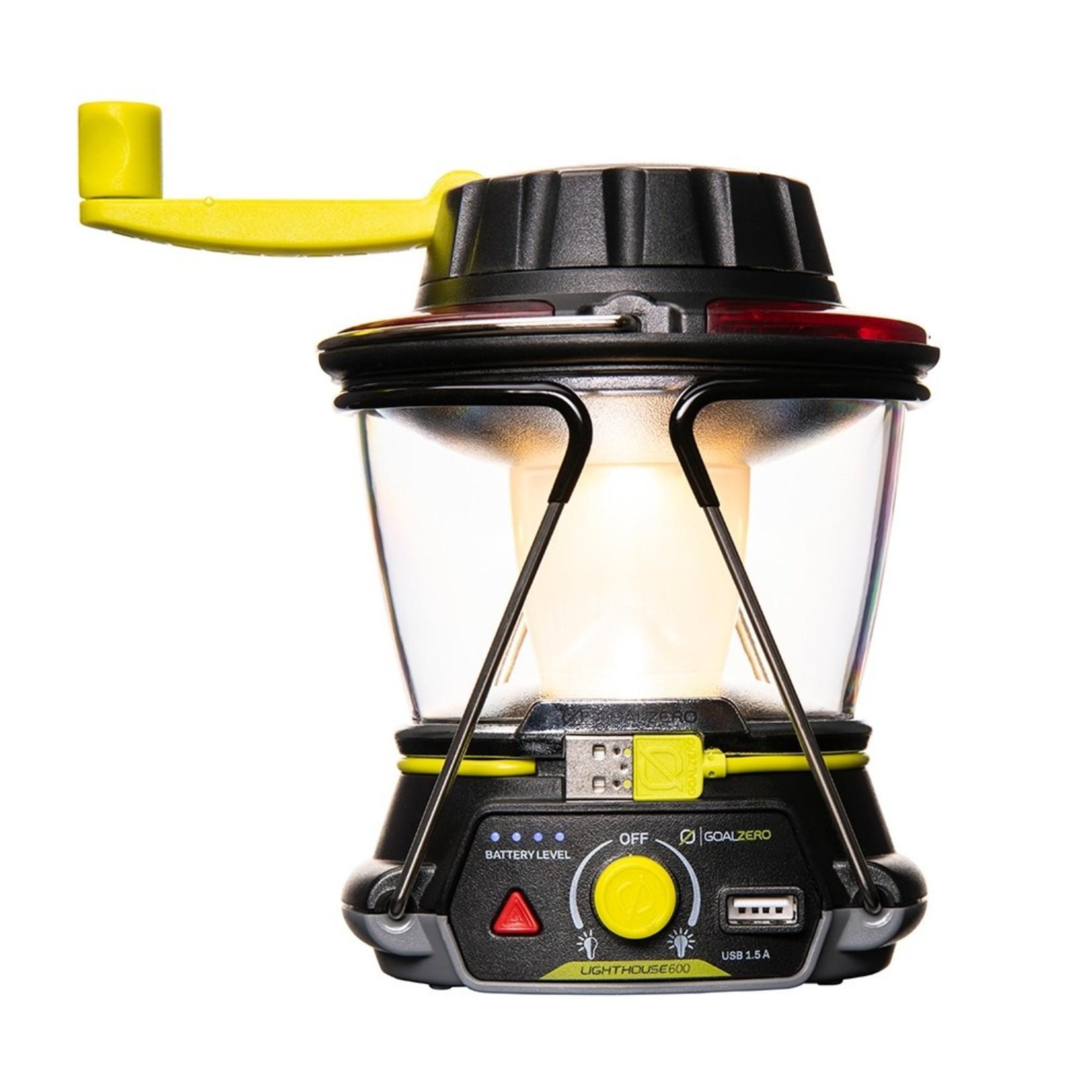GOALZERO GOAL ZERO Lighthouse 600 Lantern & USB Power Hub