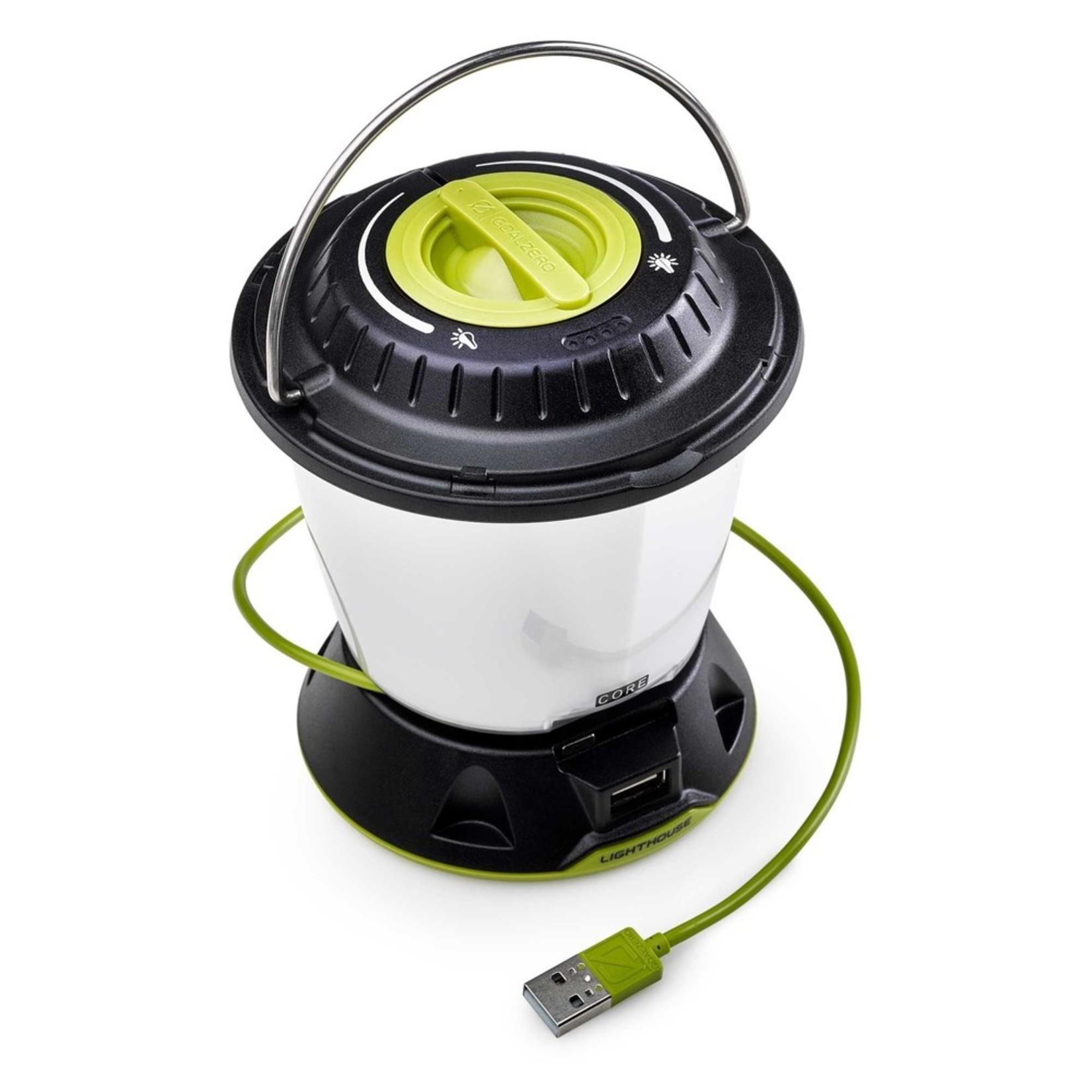 GOALZERO GOAL ZERO Lighthouse Core Lantern & USB Power Hub