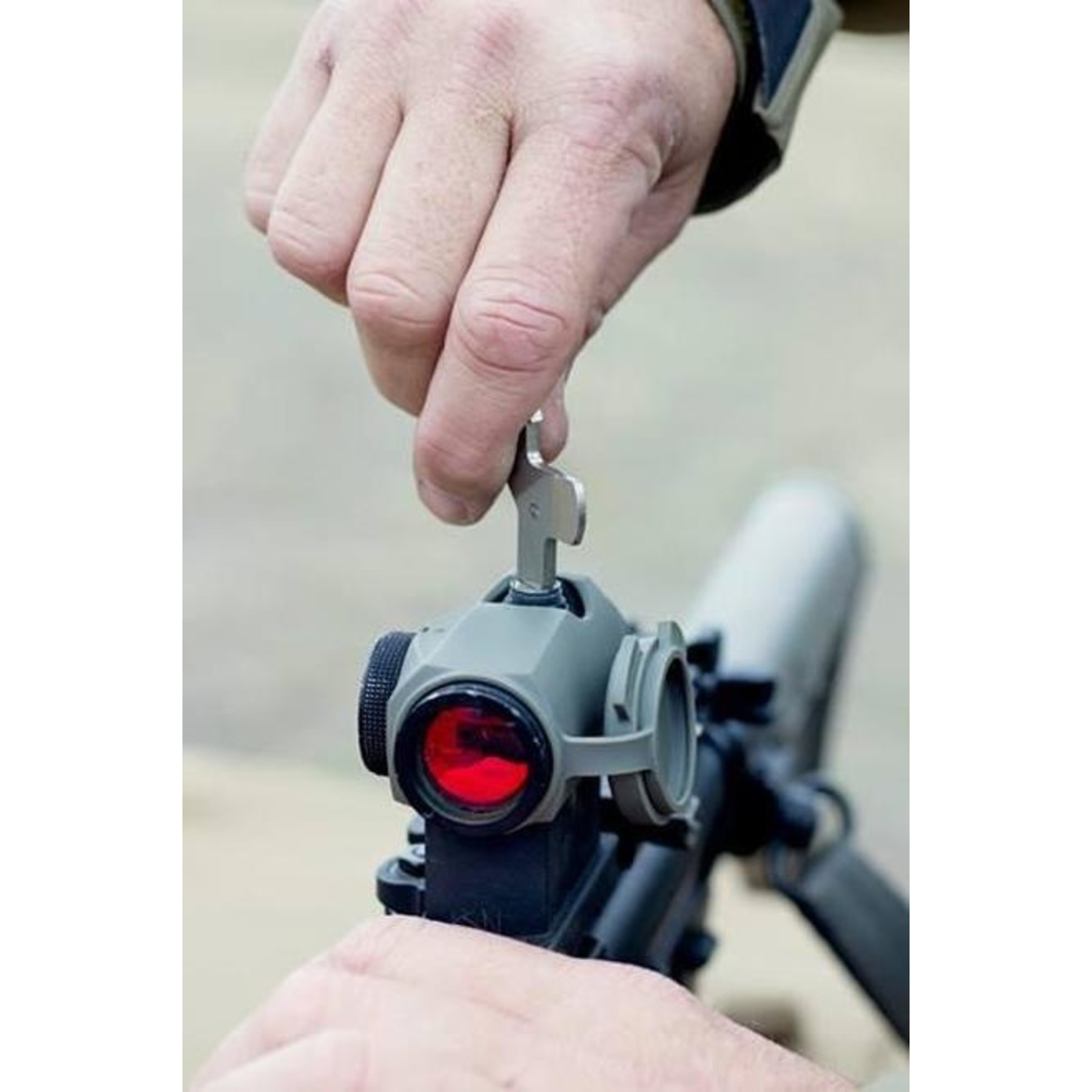 PATRIOT PRODUCTS COMBAT OPTIC TOOL (COT)
