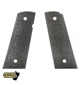 ERGO ERGO XTR SQUARE BOTTOM HARD RUBBER 1911 GRIP
