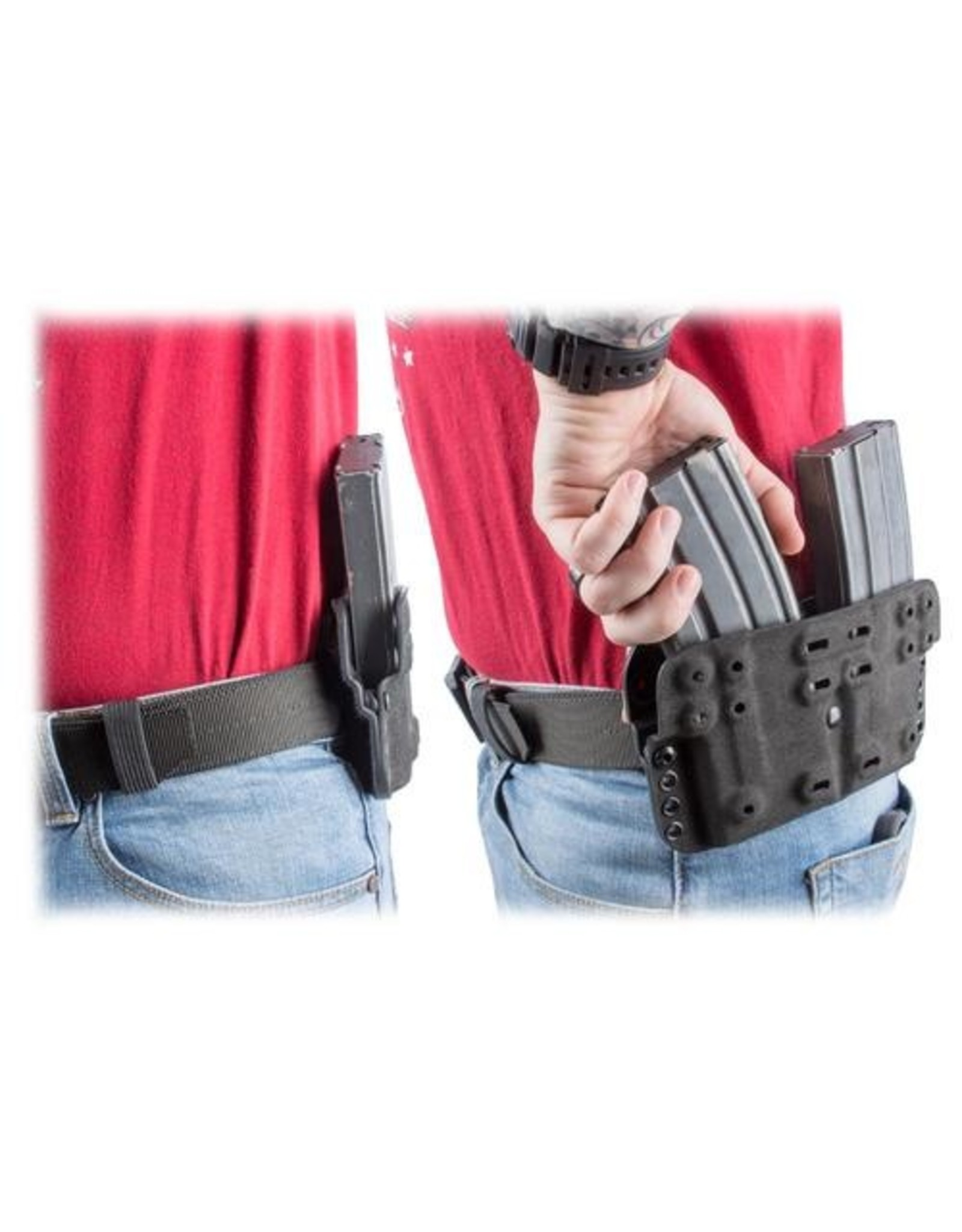 G-CODE G-CODE - HALEY STRATEGIC (HSP) D3 501 DOUBLE MAG CARRIER