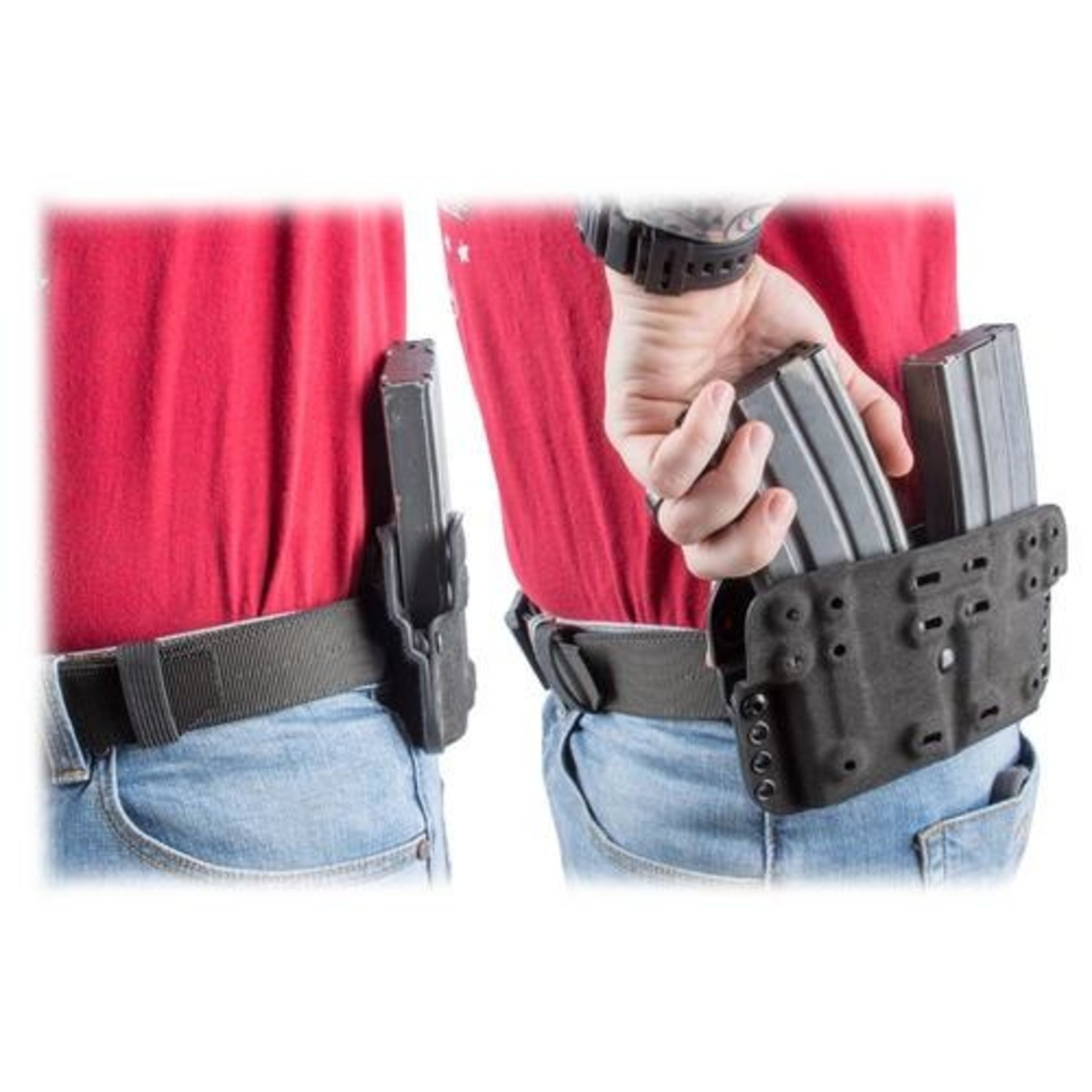 G-CODE D3 501 DOUBLE MAG CARRIER