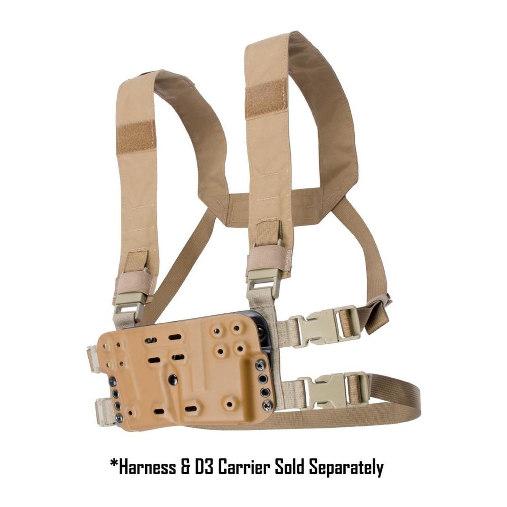 G-CODE D3 CARRIER SHOULDER HARNESS ADAPTER