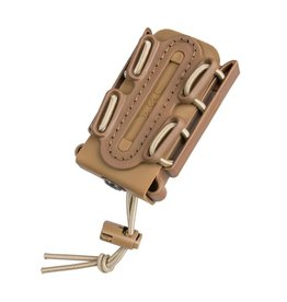 G-CODE G-CODE SOFT SHELL SCORPION PISTOL MAG CARRIER - SHORT