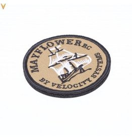 MAYFLOWER-RC MAYFLOWER R&C LOGO PATCH