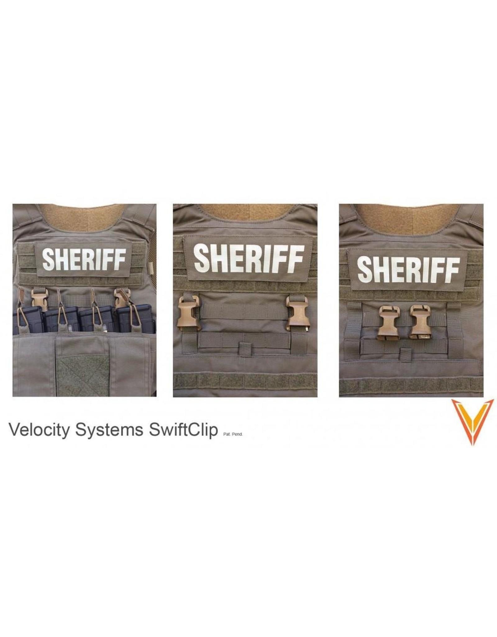 VELOCITY SYSTEMS VELOCITY SYSTEMS SWIFTCLIP