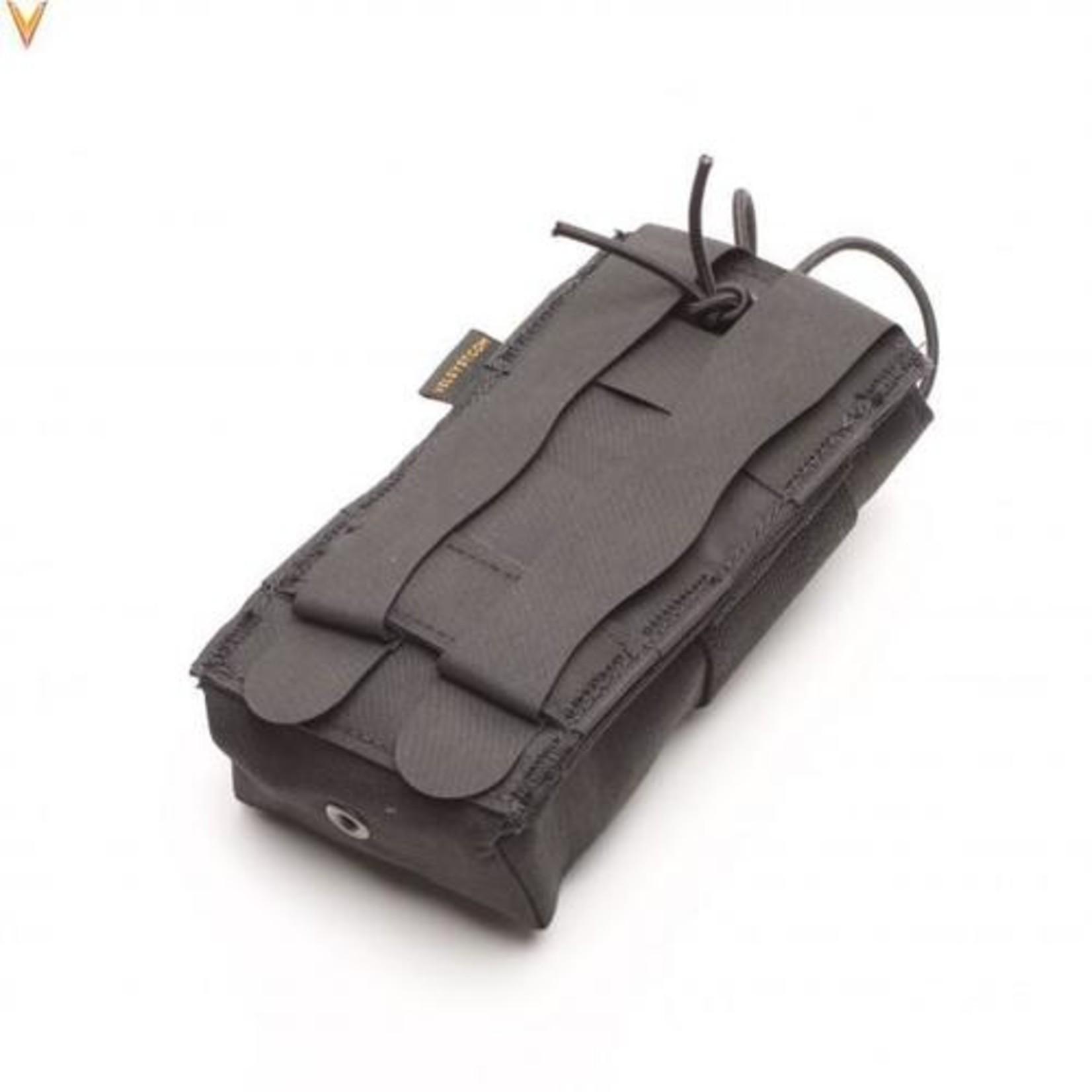 VELOCITY SYSTEMS HELIUM WHISPER MOTOROLA RADIO POUCH