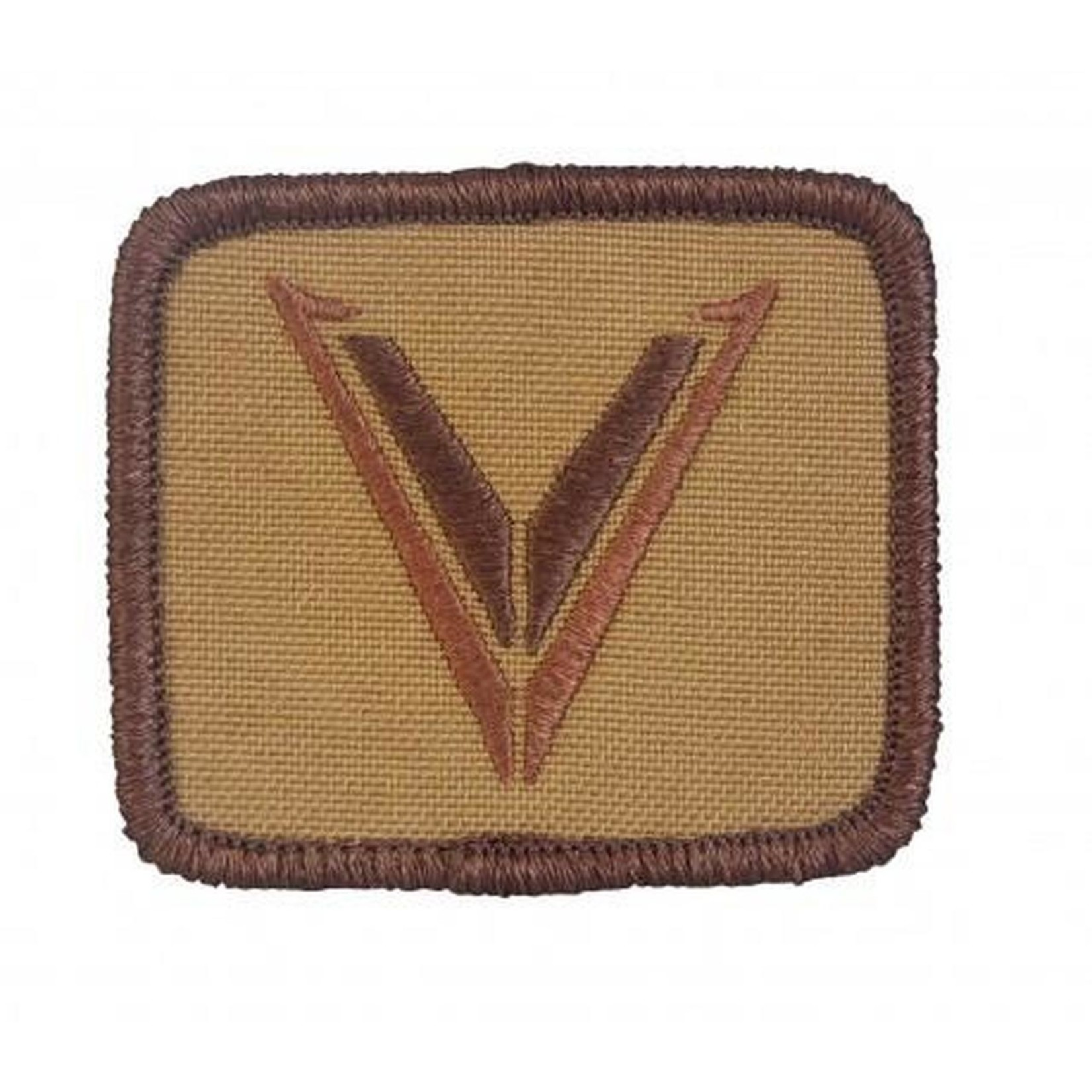 VELOCITY SYSTEMS LOGO PATCH