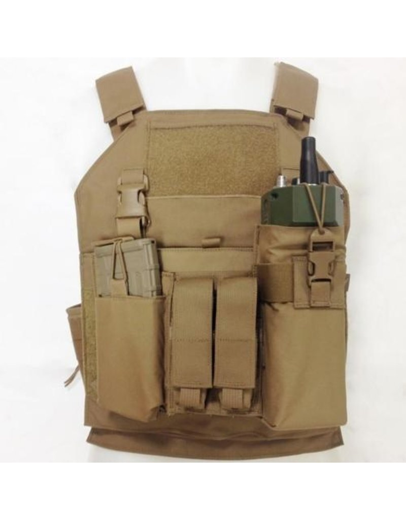 VELOCITY SYSTEMS VELOCITY SYSTEMS MOLLE SWIFTCLIP PLACARD