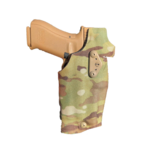 Active Retention Holsters