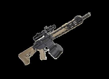 Rifles Parts & Acc.