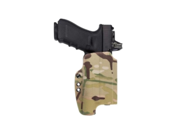 Passive Retention Holsters